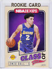 Big Baller or Bust! Top Lonzo Ball Rookie Cards 25