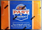 2011 12 Panini Past & Present Basketball Hobby Brand New Factory Sealed Box