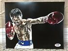 Manny Pacquiao Cards, Rookie Cards, Autographed Memorabilia and More 22
