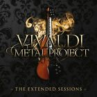 VIVALDI METAL PROJECT - THE EXTENDED SESSIONS   CD SINGLE NEW+