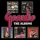 GEORDIE - THE ALBUMS-DELUXE 5 CD BOX SET  5 CD NEW+