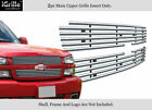 Fits 2003-2005 Chevy Silverado 150003-04 2500 Stainless Tubular Grille