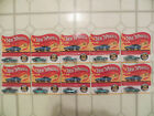 HOT WHEELS 50th ANNIVERSARY REDLINE CLASSIC 67 CAMARO LOT OF 10 CARS