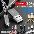 3FT Micro USB Data Sync Fast Charging Charger Cable For Various Philips Phones