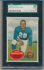 1960 Topps Football Cards 27