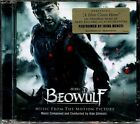 BEOWULF [Music from the Motion Picture] Alan Silvestri (CD, 2007) FACTORY SEALED