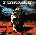 SCORPIONS Acoustica [IMPORT] (CD, 2003, Wea) 2 DISCS LIMITED EDITION