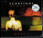 SCORPIONS Humanity: Hour 1 [IMPORT] (CD, 2007, Sony BMG) 2 DISCS SEALED