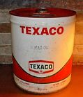 5 Gallon Texaco Oil Can
