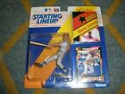 STARTING LINEUP DAVE JUSTICE POSTER SERIES ACTION FIGURE KENNER 1992