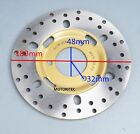 Disk brake rotor for Yamaha BWS 100  YW100  Beewee 100  horizontal engine 2002