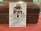 Panini Flawless Emerald Autograph Team Panini Packers Auto Eddie Lacy 2 5 2014