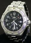 Breitling SuperOcean Professional A17345 SS automatic men's watch w/ date