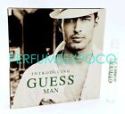 Guess Man by Parlux Fragrance vial size 0.05oz - 1.52ml EDT splash **New** (WH