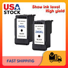 Black  Color PG 245XL  CL 246XL Ink Cartridge for Canon PIXMA MG2922 MG3022