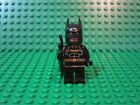 Lego Batman Black and Gold Suit minifigure 7781 7783 7785 RETIRED minifig