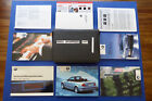 2002 BMW (E46) 325Ci 330Ci Cabriolet Owner Manuals Operator Books Package # 085