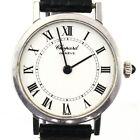 Authentic estate Chopard Geneve stainless steel wristwatch