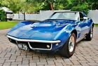 1968 Chevrolet Corvette Numbers Matching 427 400hp Tri Power 12798 Actual Miles 1968 Chevrolet Corvette Numbers Matching 427 400hp Tri Power 12798 Actual Miles