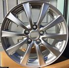 1 New 17 Wheels Rim for 2006 2007 2008 2009 2010 2011 IS250 IS350 Lexus 1714