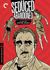Seduced and Abandoned Criterion Collection DVD Brand New Sealed