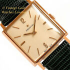ZENITH 18CT PINK GOLD CLASSIC, 1962, UNISEX - TOTALLY IMMACULATE!