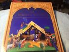 The MEDIAEVAL NATIVITY Pop Up Book Nativity Scene Van Der Meer