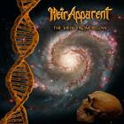 HEIR APPARENT - THE VIEW FROM BELOW   CD NEW+