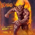 DIO - THE VERY BEAST OF DIO VOL.2; CD  17 TRACKS HEAVY METAL BEST OF  NEW+