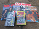 Comic Strip - BAD NEWS BUNDLE - LPs, CD, Videos, Kerrang, Poster