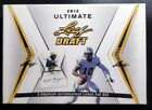 2012 Leaf Ultimate Draft Football Hobby Box Andrew Luck?