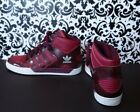 Adidas Mens Athletic High Tops Shoes Sneakers Size 85 Lace Up basketball
