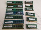 MIXED LOT of 29 PC2  PC3 Laptop Notebook PC Tower Memory RAM