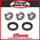 Rear Wheel Bearing Kit Husqvarna TXC 250 2009-2012, Pivot Works PWRWK-HQ01-001