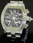 Cartier Roadster 2618 stainless steel automatic chronograph men's watch