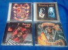 RUNNING WILD-4CD Set-Death Or Glory/Blazon Stone/The Rivalry/Victory