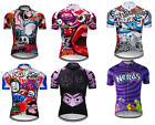 Funny Cycling Jerseys Retro Road Pro Clothing MTB Short Sleeve Unisex