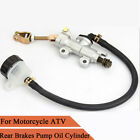 Aluminium Rear Brakes Pump Oil Cylinder Movable Rod for Off-road Motorcycle ATV