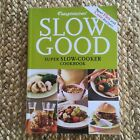 Weight Watchers SLOW GOOD Super Slow Cooker Cookbook Flex  Core Recipes