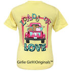 Girlie Girl Originals Loads of Love Butter Comfort Color T Shirt 2037