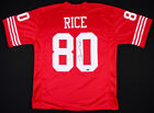 Jerry Rice Rookie Card and Autograph Memorabilia Guide 32