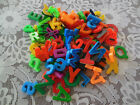 ALPHABET MAGNETS UPPER AND LOWER CASE MIXED SETS OVER 100 PCS GREAT