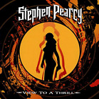 View To A Thrill Stephen Pearcy Audio CD  Hard Rock 8024391089620 NEW
