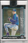 Roy Halladay 1999 Topps Archives Bowman Chrome Buyback *#1 1* Autograph AUTO RC