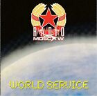 Radio Moscow - World Service RARE NEW CD! FREE SHIPPING!