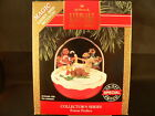 HALLMARK ORNAMENT 1992 FOREST FROLICS-4th EDITION-----LIGHTED-----DATED