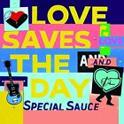 G. LOVE & SPECIAL SAUCE-LOVE SAVES THE DAY CD NEW