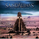 Sandalinas-LIVING ON THE EDGE CD NEW