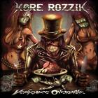 KORE ROZZIK-VENGEANCE OVERDRIVE CD NEW