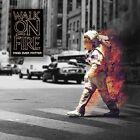 WALK ON FIRE-MIND OVER MATTER CD NEW